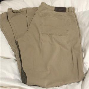 Polo Khaki Pants Men's
